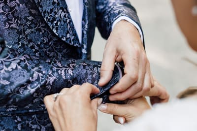 Getting the Right Wedding Suit to Steal the Show