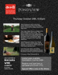 Winemaker's Dinner in Ottawa
