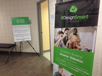 DesignSmart Challenge 2014 – Students Building Smarter Websites