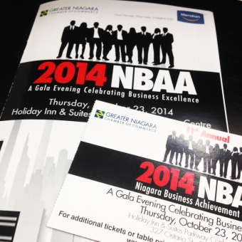 2014 Niagara Business Achievement Awards
