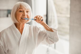 Caring for Our Teeth as We Age