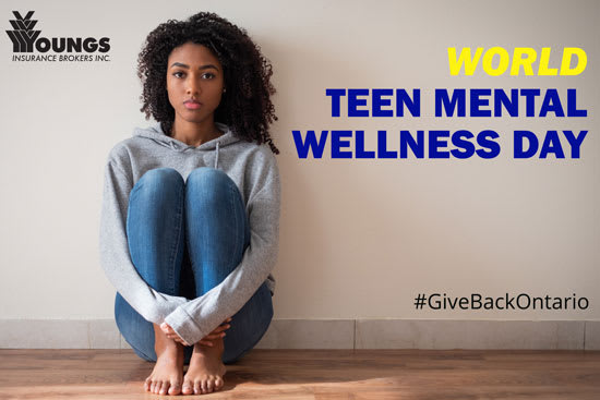 Giving Back | World Teen Mental Wellness Day