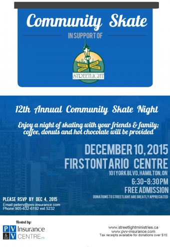 Community Skate Night