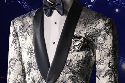 Bruce Buffer's Smoking Jacket Gallery
