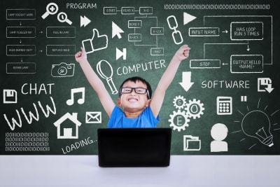 5 Reasons to Encourage Your Child in Learning Coding