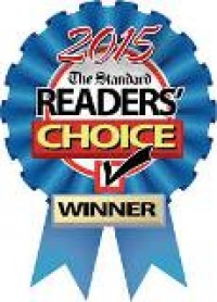 Reader's Choice Winner!