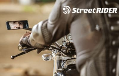 Find Out The Best Way To Use Your Motorcycle Mirrors and Increase Your Safety