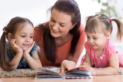 How to Read with Your Kids at Home and help them Love It!