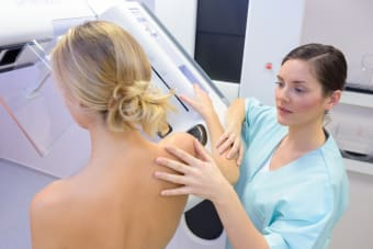 What are gynecological imaging tests and procedures?