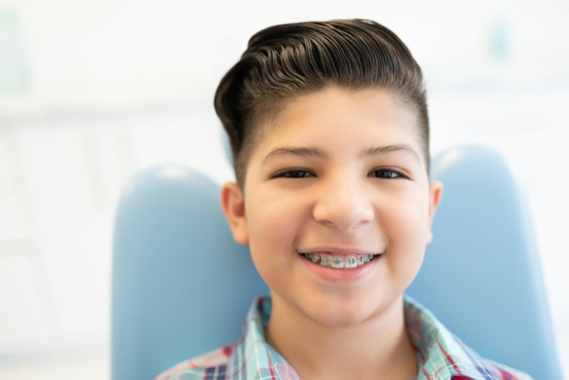 Orthodontic Treatment Options for Children: Clear Aligners and Braces