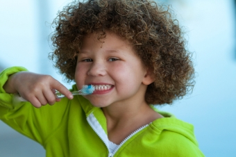 Brushing & Flossing for Kids