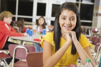 School Lunches for Healthy Teeth & Gums