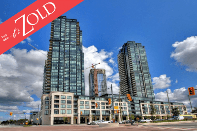 ZOLD - 2900 Highway 7 Unit 806, Vaughan