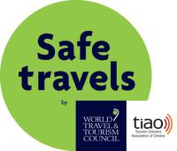 St. Catharines awarded Safe Travels Stamp