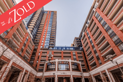 ZOLD - 830 Lawrence Avenue West Unit 1506, Toronto