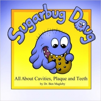 SmileTown Book Club - Sugarbug Doug, by Ben Magleby