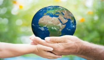 Kid-Friendly Ways to Be Earth-Friendly for Earth Day