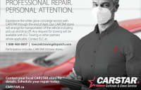 CARSTAR Concierge Service - beginning Monday April 12