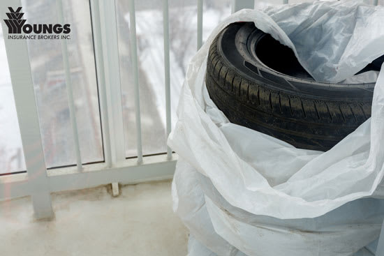 An Easy Step-by-Step Guide: How to Store Winter Tires