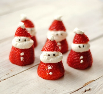 Oral Health-Friendly Christmas Treats