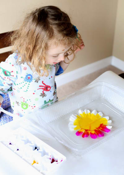 Kid-Friendly Science Experiments with Flowers for Spring (and Mother's Day!)