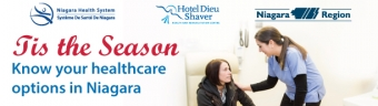 Partnering for patients over the busy holiday and winter seasons