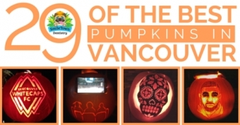 Vancouver's Best Pumpkin Carvings