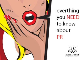 Everything you NEED to know about PR