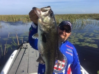 Fishing the FLW Tour with Rod Glove Pro Staff Joe Holland