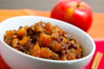 Vidal Icewine Apple Chutney