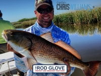 Protecting your Saltwater Gear, with Rod Glove Pro Captain Chris Williams