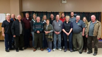 AGM held January 19th - new board elected