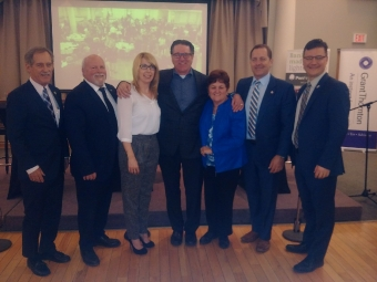 Southern Tier Mayors' Luncheon - a unified message
