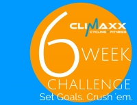 Climaxx Cycling & Fitness 6 Week Challenge 2016