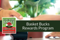 The Basket Bucks Rewards Program