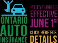 Updated: Changes to Ontario Auto Insurance