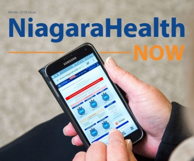 Check out the latest issue of Niagara Health Now