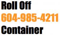 Roll Off Containers | Vancouver | Orange Bins