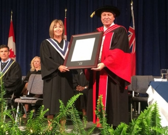 Community and health take centre stage on day three of Spring Convocation