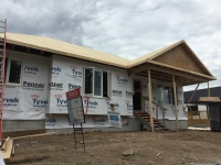 Habitat for Humanity New Home Build!