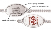 The Importance of Medical ID Bracelets