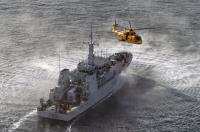 Stealing Canadian Shipbuilding Information