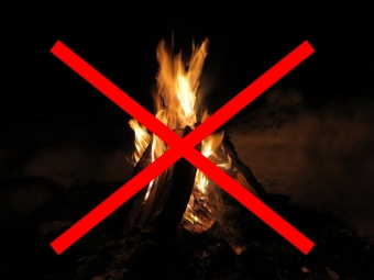 WELLAND FIRE CHIEF ISSUES IMMEDIATE BAN ON OPEN-AIR FIRES