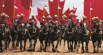 RCMP Musical Ride Back in Niagara August 18th