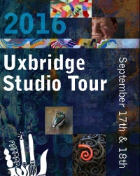 The 2016 Uxbridge Studio Tour
