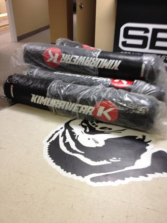 KickFit: Women's Cardio/Fitness Kickboxing Bags Have Arrived!