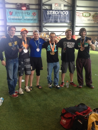 SBG CANADA Enjoys Huge Success At Grappling Industries Hamilton Submission Only Brazilian Jiu Jitsu Tournament