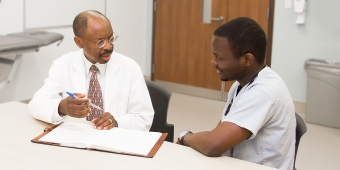 Ugandan Doctor Gains International Hands-On Experience During Niagara Health Residency