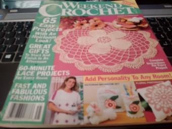 Crochet circa 1994 - Weekend Crochet