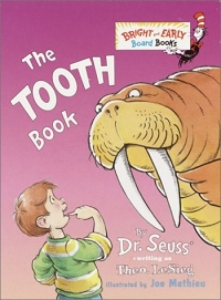 Smile Town Book Club: The Tooth Book, By Dr. Suess